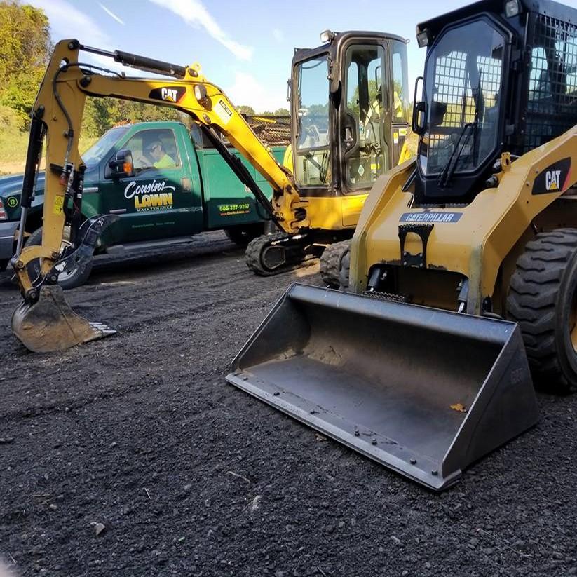 sq excavators warren county