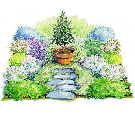 450 384 plant bed design